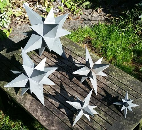5 x  Full bodied  Stars