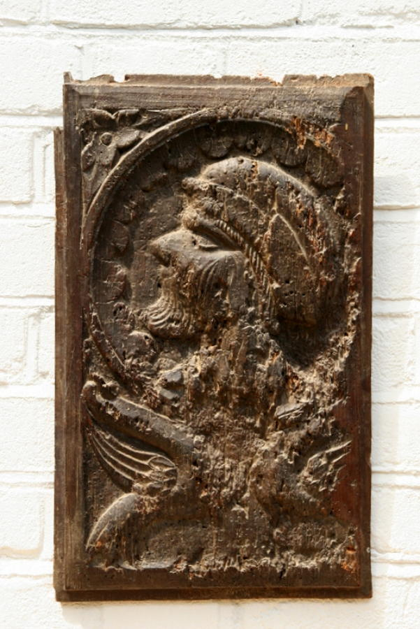 Carved Romaine Panel 16th century