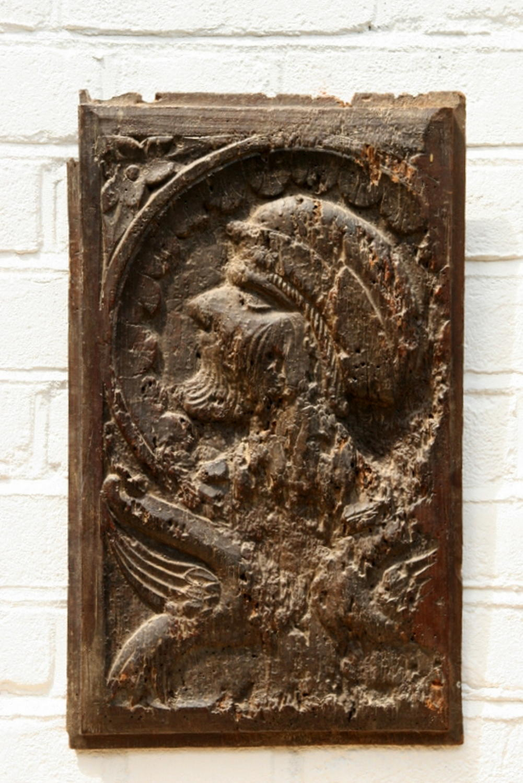 Carved Romaine Panel 16th century