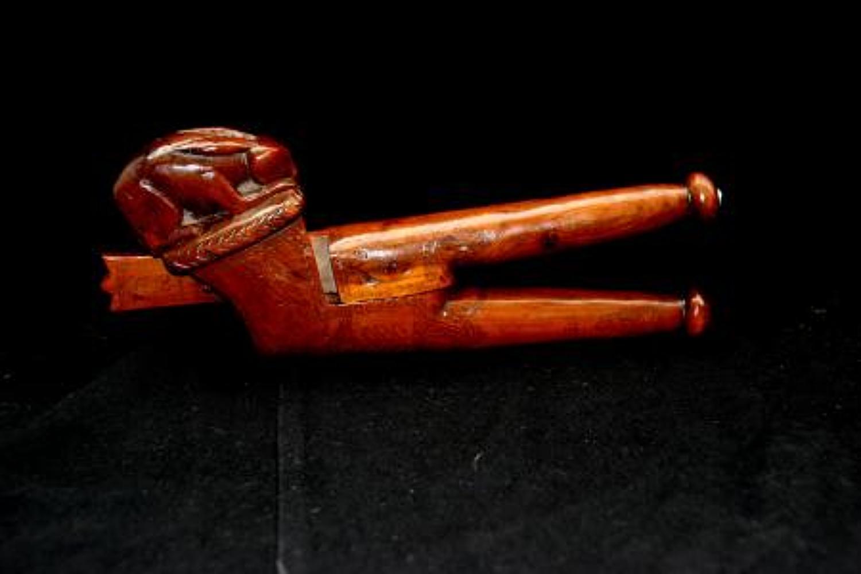 1708 dated Nutcracker