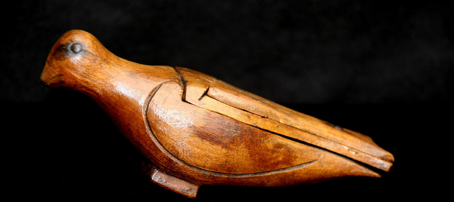 Bird Snuff Box