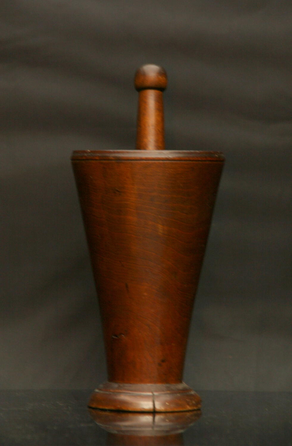 Treen Mortar and Pestle 19th century