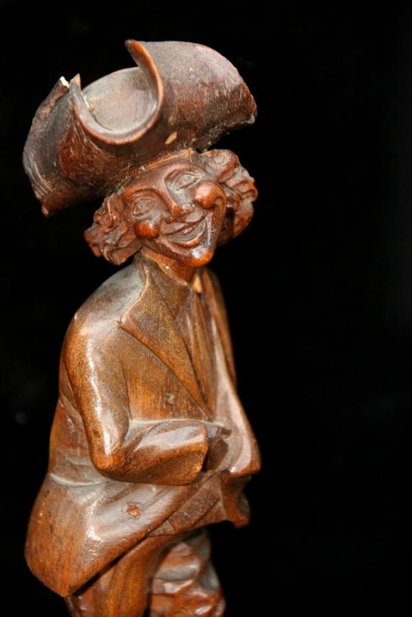 Standing Man Figural Nutcracker c.1850
