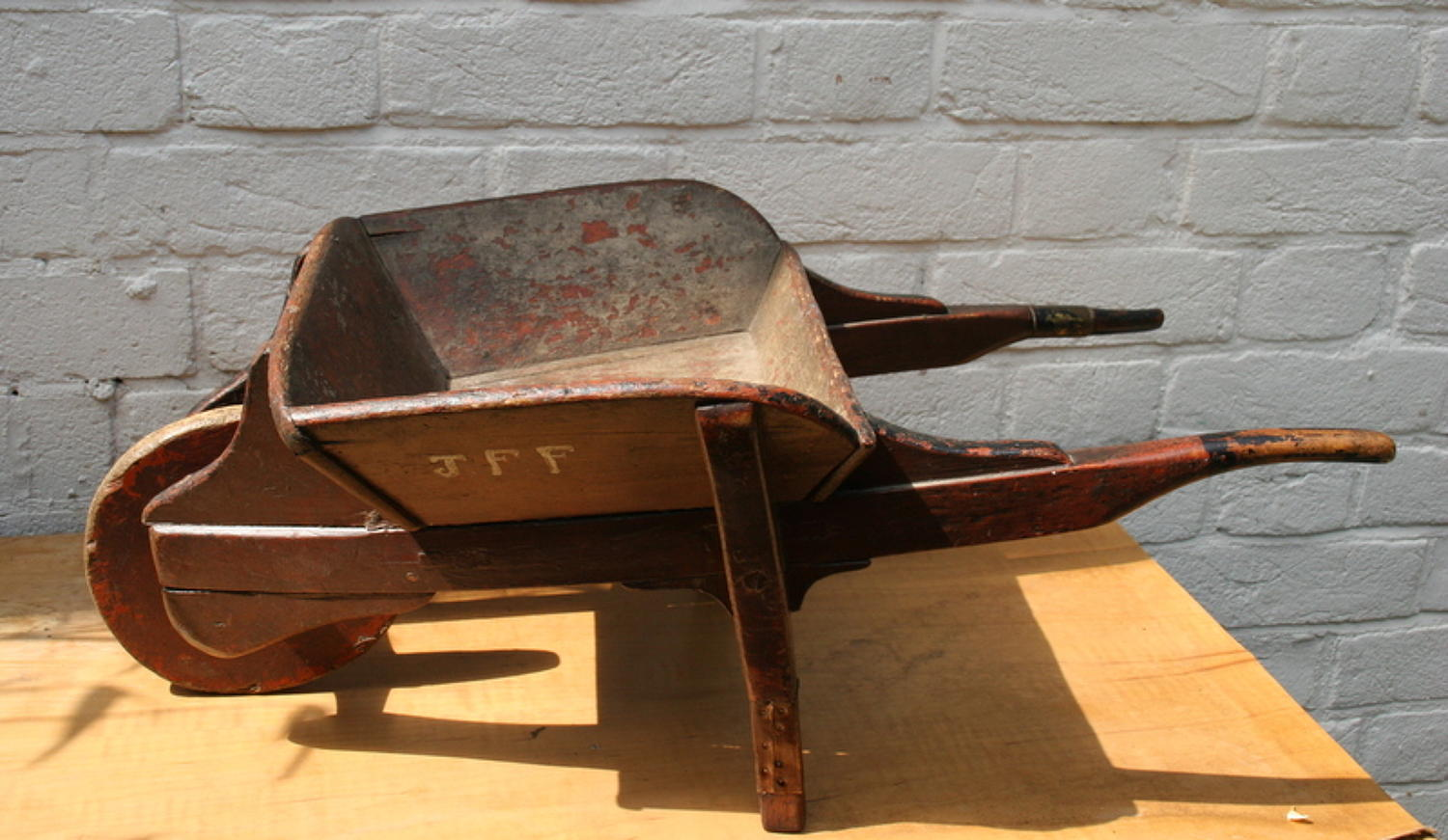 Childs wheelbarrow