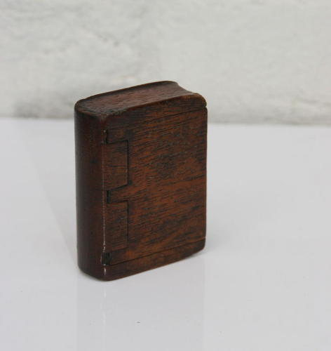 Bookbox form  Snuff Box