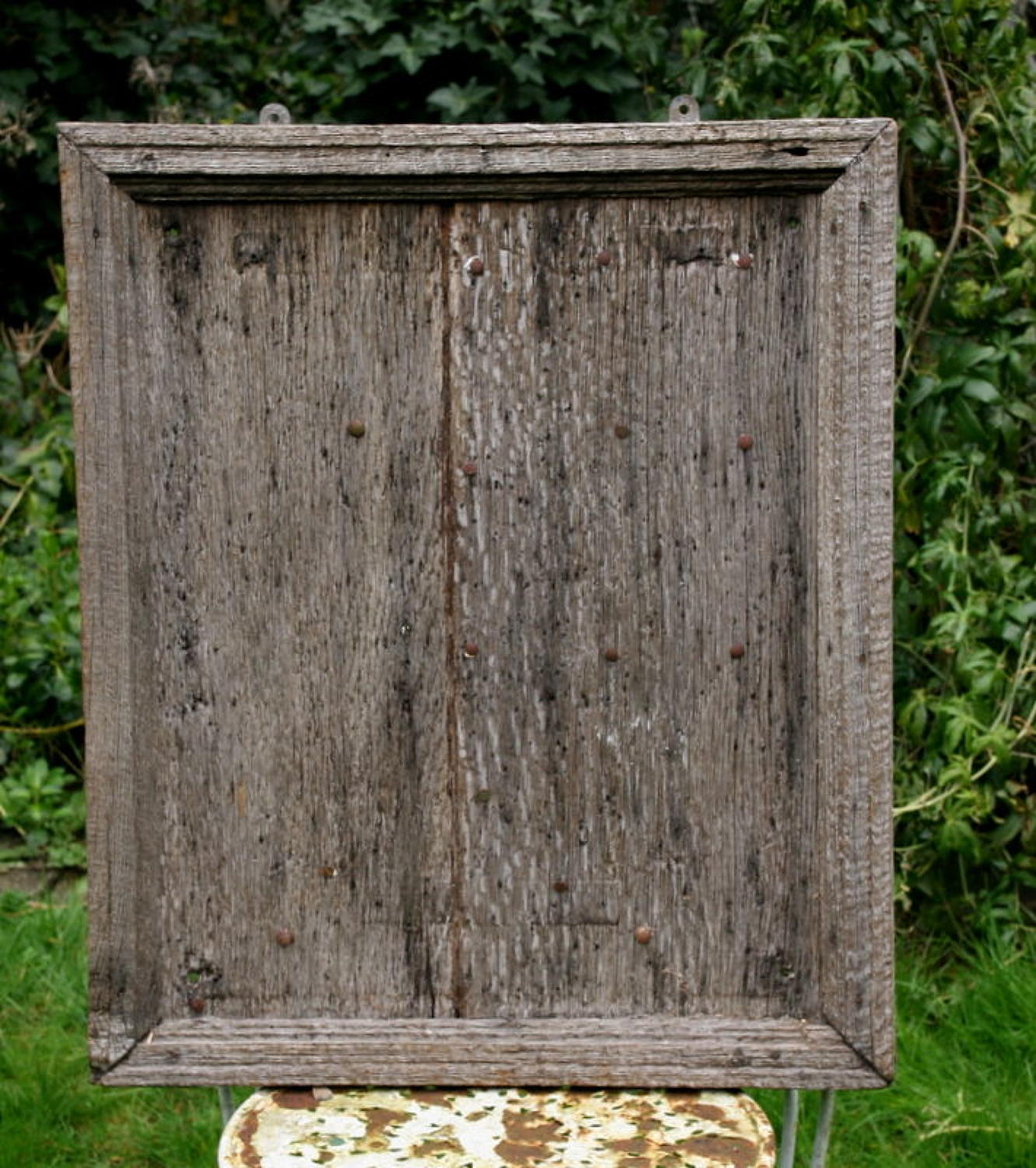 Weathered Notice Board