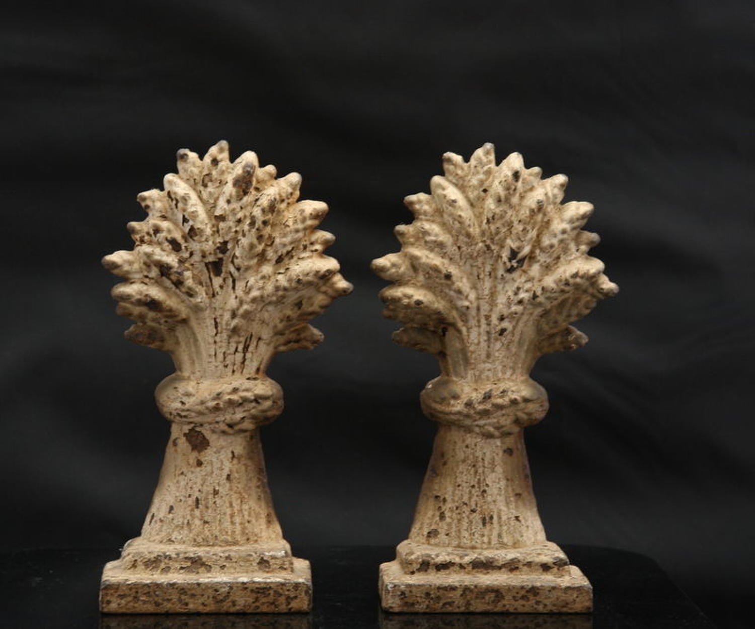 Wheatsheaf  chimney ornaments Victorian