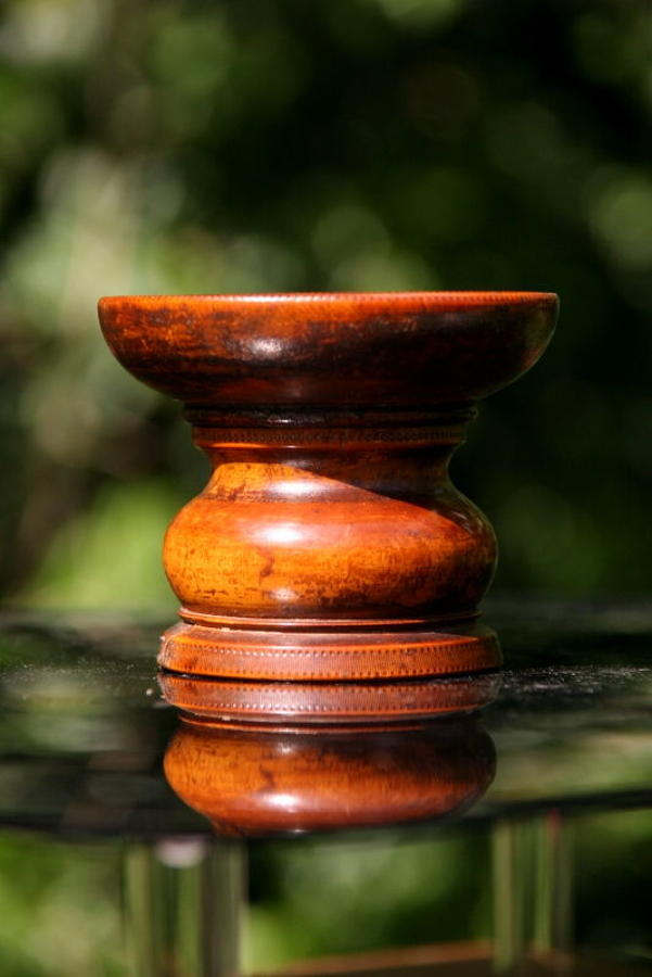 Treen Pounce Pot English c.1780