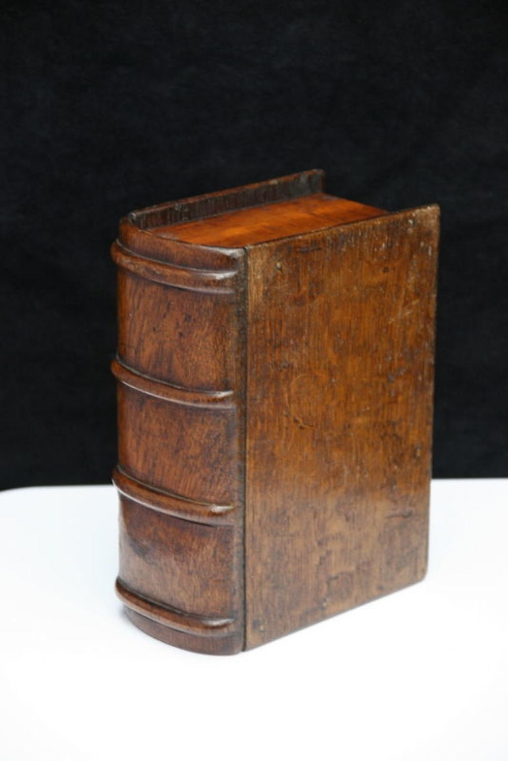 Large Treen Book box
