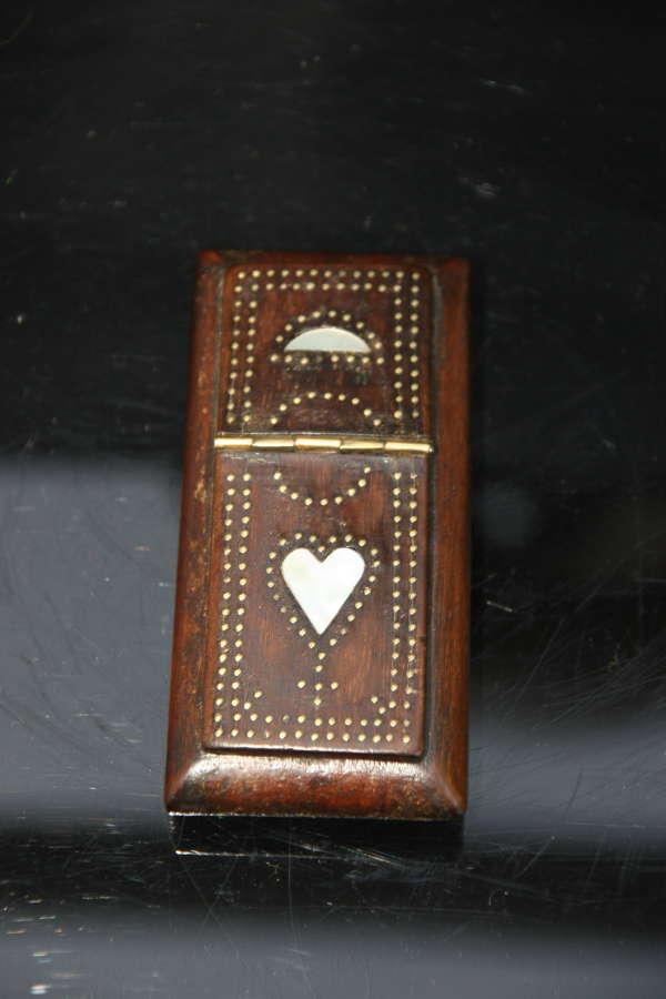 Love token Snuff Box c.1830