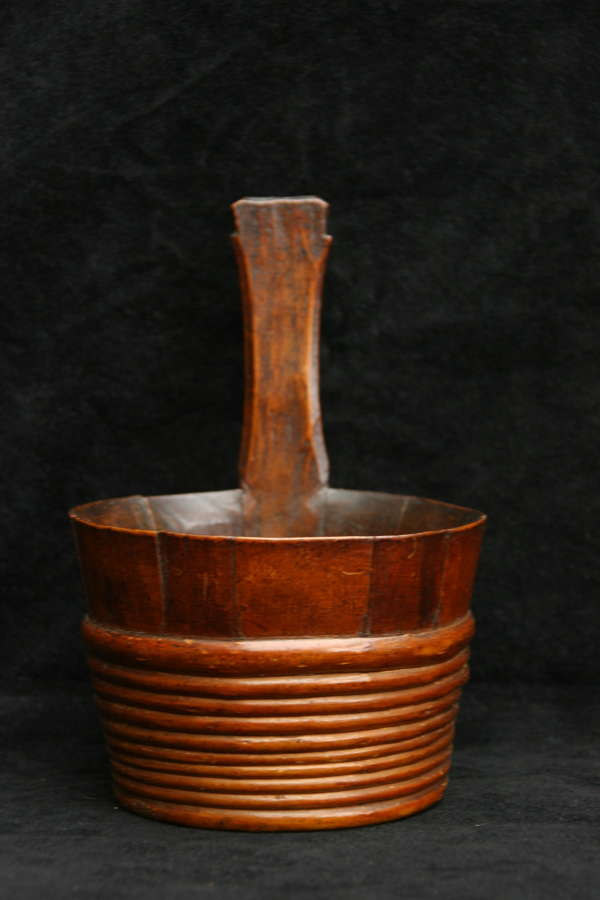Treen Scottish Luggie c.1820
