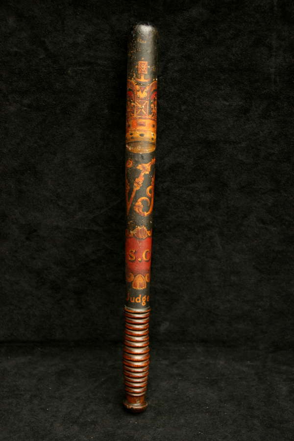 English Victorian Police Truncheon