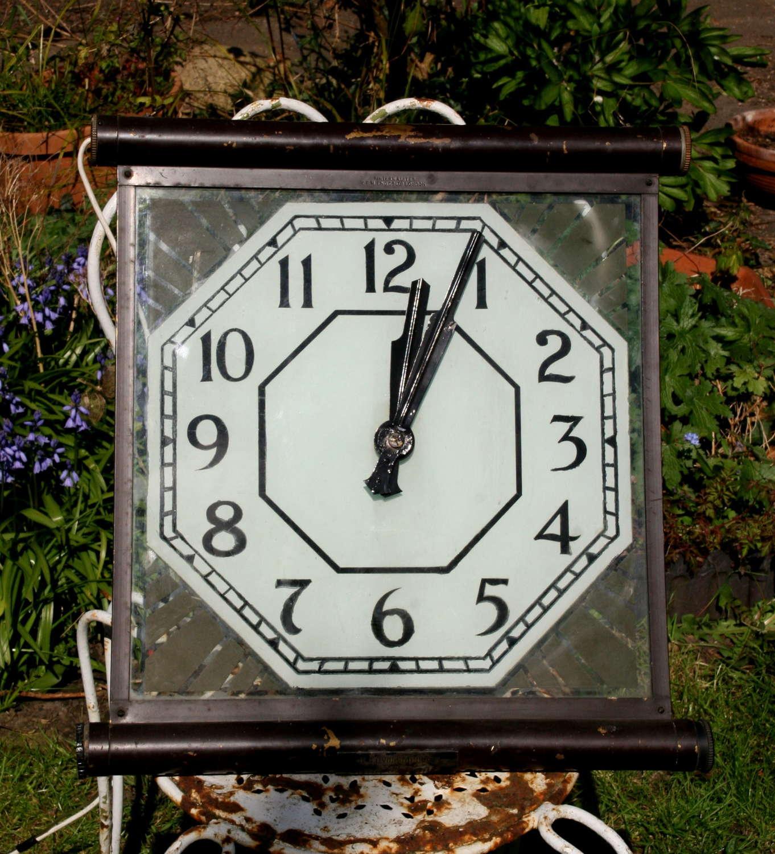 Deco Theatre Clock