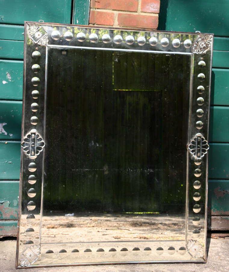 Good Venetian Mirror 19th century