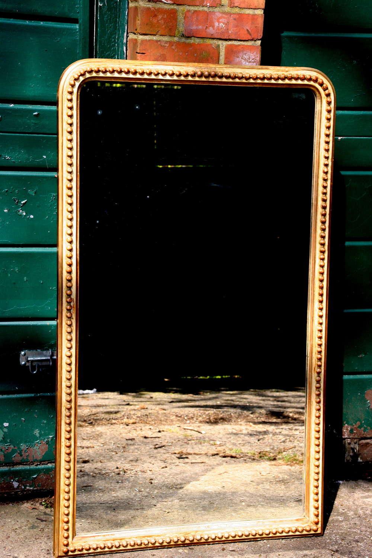 Decorative Gilded Mirror