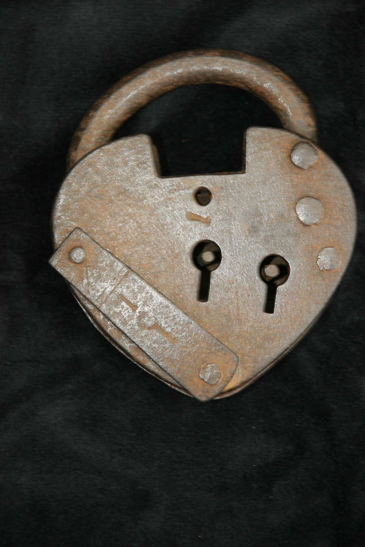 Deception Puzzle Padlock. c.1700