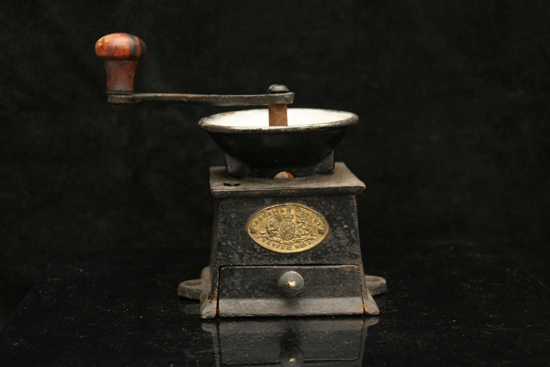 Kendrick Cast iron Pepper Mill Victorian