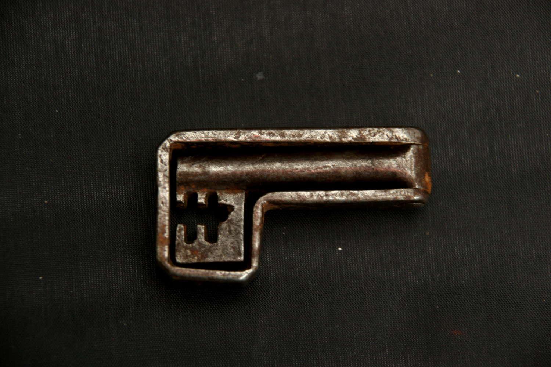 19th century Folding Key