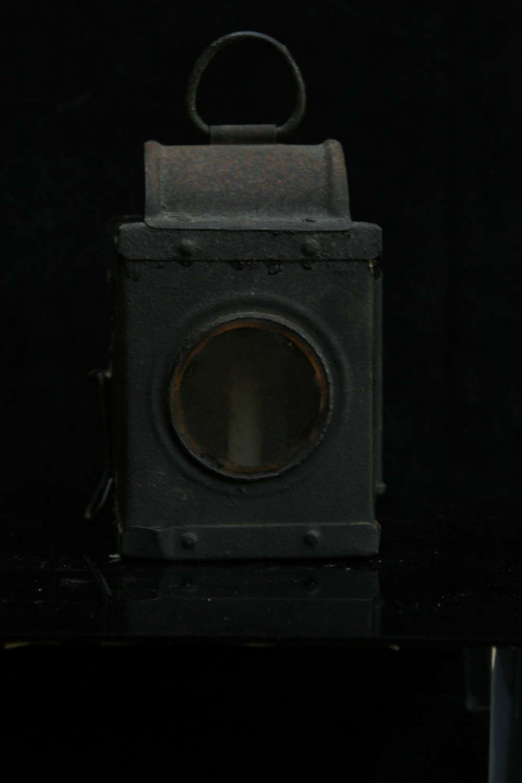 Metal Lantern Early 20th century