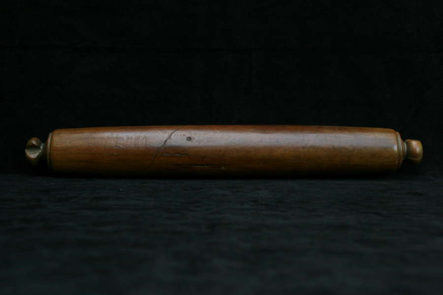 Treen rolling Pin 19th Century