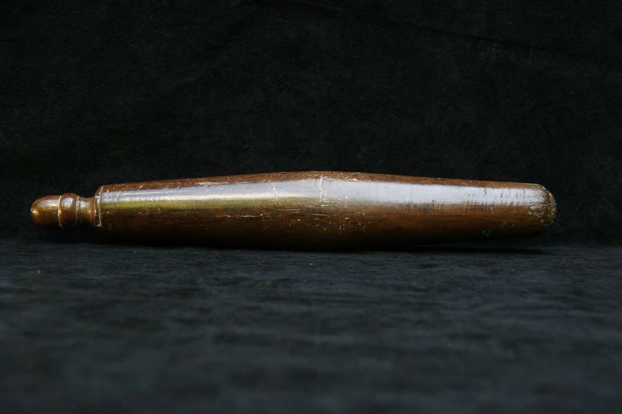 Treen 19th century Rolling Pin