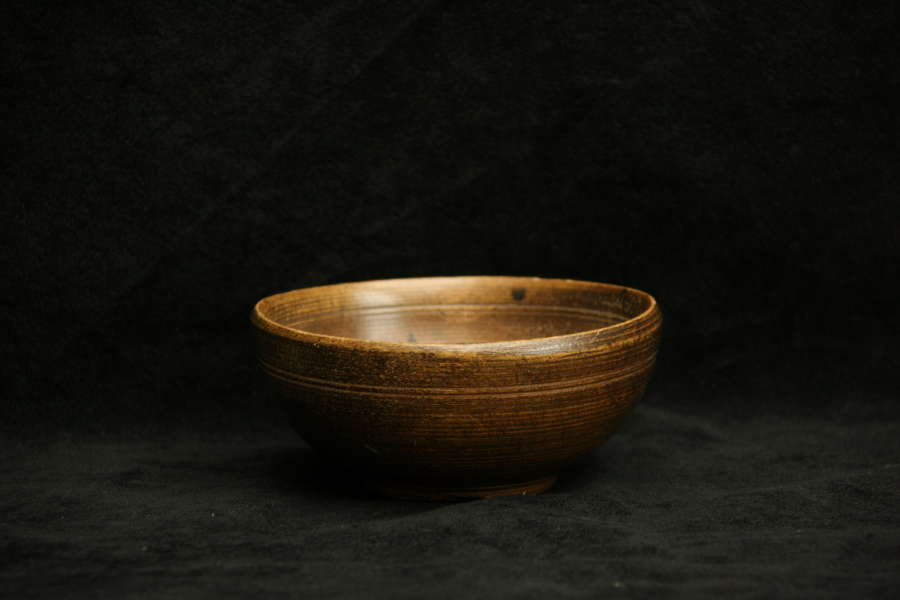 Small Treen Bowl 19th century