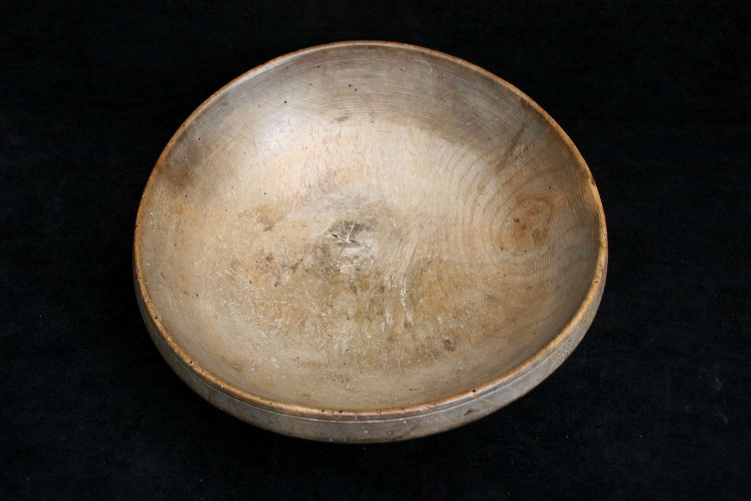 18th century English Treen Bowl