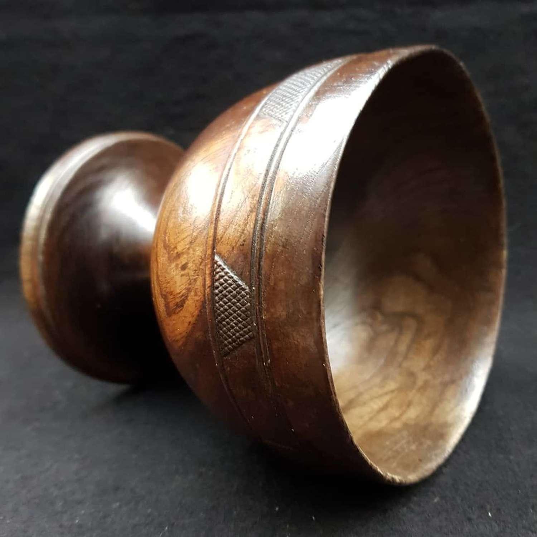 Treen Goblet 19th century