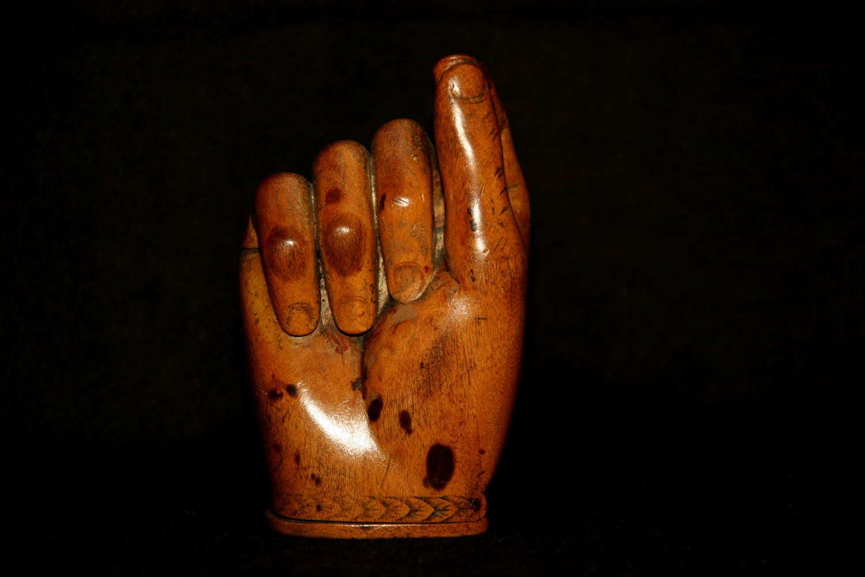 Treen Hand form