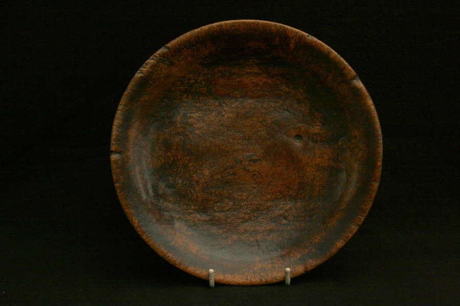18th century Treen Platter
