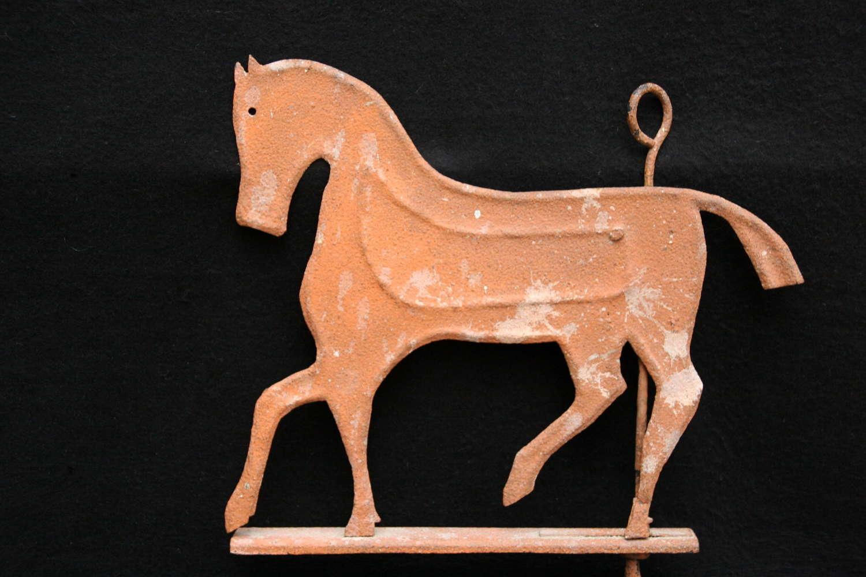 19th Century Horse Weather Vane