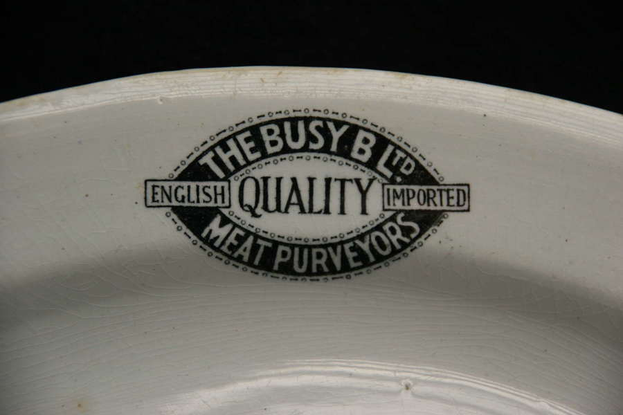 The Busy B Ltd Pottery dish