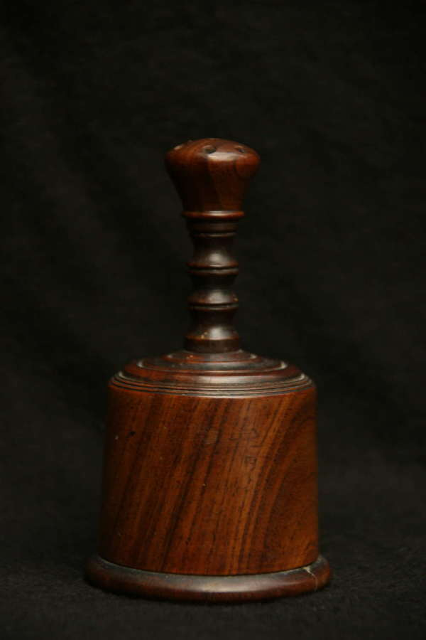 Treen Glove powderer, English Victorian